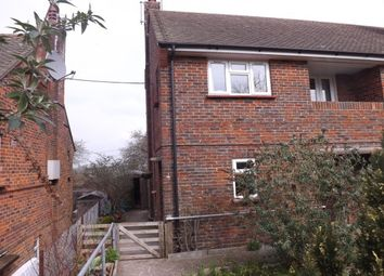 Thumbnail 2 bed terraced house to rent in The Meadows, Lewes
