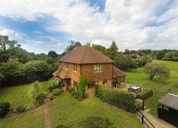 Thumbnail 5 bed detached house for sale in Cricket Hill, Finchampstead, Wokingham