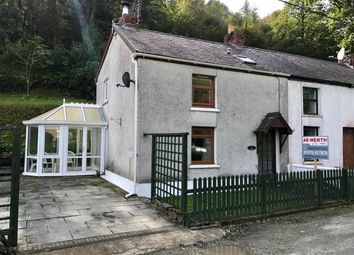 Thumbnail 2 bed semi-detached house to rent in Cwmsymlog, Aberystwyth