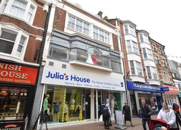 Thumbnail Retail premises to let in 27-28 St Mary Street, Weymouth
