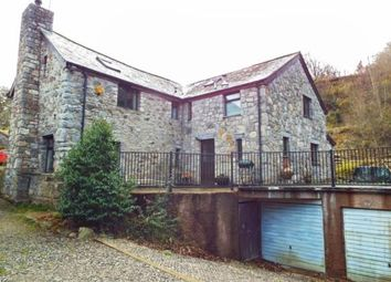Thumbnail 3 bed equestrian property for sale in Loggerheads Road, Cilcain, Mold, Flintshire