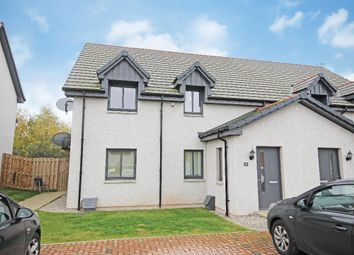 Thumbnail 2 bed flat for sale in School Field Road, Rattray, Blairgowrie