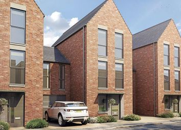 "Thumbnail 4 bedroom terraced house for sale in ""Heim"" at Hauxton Road, Trumpington, Cambridge"