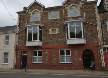 Thumbnail 2 bed flat to rent in High Street, Combe Martin, Ilfracombe