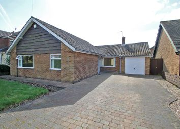 Thumbnail 3 bed detached bungalow for sale in Middlebeck Drive, Arnold, Nottingham