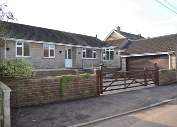 Thumbnail 4 bed detached bungalow to rent in Compton Street, Compton Dundon, Somerton