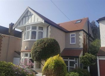 Thumbnail 4 bed link-detached house for sale in Rosedene Gardens, Gants Hill, Essex