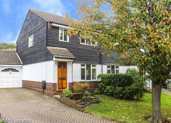 Thumbnail 3 bed semi-detached house for sale in Owen Gardens, Woodford, Essex