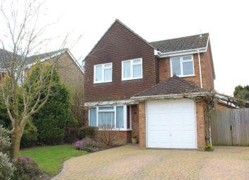 Badshot Park, Badshot Lea, Farnham, Surrey GU9. 4 bed detached house for sale