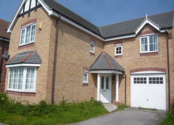 Thumbnail 4 bed detached house to rent in Stoops Lane, Bessacarr, Doncaster