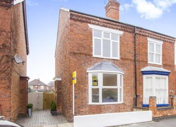 Thumbnail 3 bed semi-detached house for sale in Sandford Road, Syston, Leicester, Leicestershire
