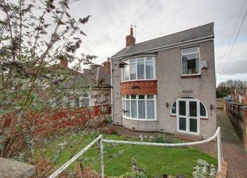 Thumbnail 3 bed detached house for sale in Thickley Houghton Road, Hetton-Le-Hole, Houghton Le Spring
