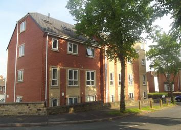 Thumbnail 2 bed flat for sale in Yorkfield Court, Sidney Street, Swinton, Mexborough