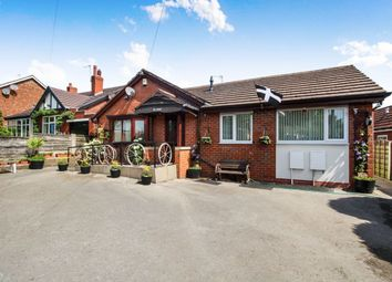 Thumbnail 3 bed bungalow for sale in Marple Road, Stockport
