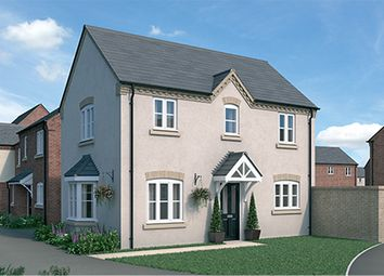 Thumbnail 3 bed detached house for sale in Wentworth Road, Kirkby-In-Ashfield, Nottingham