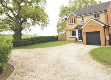 Thumbnail 4 bed detached house for sale in Oakwood Gardens, Coalpit Heath