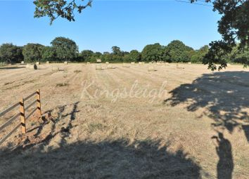 Thumbnail Land for sale in Bures Road, West Bergholt, Colchester, Essex