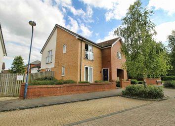 Thumbnail 2 bed flat for sale in Freshfield Avenue, Broughton, Milton Keynes
