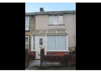 Thumbnail 3 bed terraced house to rent in King Street, Brynmawr