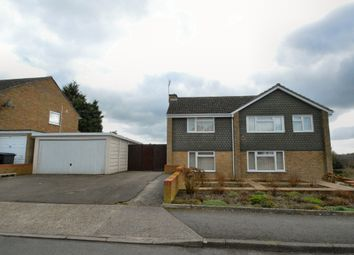 Thumbnail 4 bed detached house for sale in Chapple Drive, Haverhill