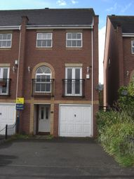 Thumbnail 3 bed end terrace house to rent in Warren House Walk, Sutton Coldfield