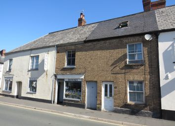 Thumbnail 2 bed end terrace house for sale in Newport Street, Tiverton