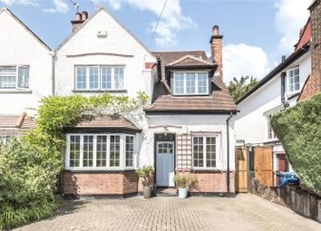 Eastcote Road, Pinner, Middlesex HA5. 4 bed semi-detached house