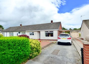 Thumbnail 2 bed semi-detached bungalow for sale in Mossdale, Heathhall, Dumfries
