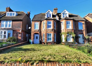 Thumbnail 4 bed semi-detached house for sale in Ashley Avenue, Folkestone
