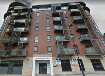 Thumbnail 2 bedroom flat to rent in Barnfield House, 1 Salford Approach, Salford