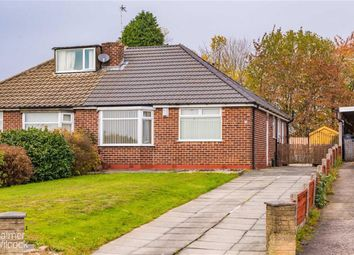 Thumbnail 2 bed semi-detached bungalow to rent in Heathfield Drive, Tyldesley, Manchester