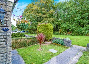 Thumbnail 3 bed semi-detached house for sale in Quarella Crescent, Bridgend