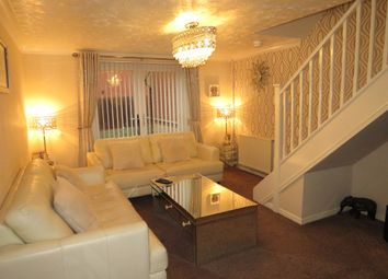 Thumbnail 2 bed semi-detached house for sale in Redwing Close, Stanground, Peterborough