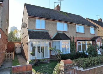Thumbnail 3 bed semi-detached house for sale in Grange Road, Dovercourt, Harwich