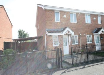 Thumbnail 2 bed semi-detached house to rent in Wentworth Corner, Newark, Nottinghamshire.