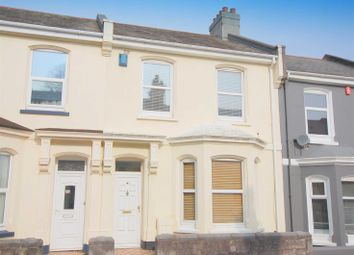 Thumbnail 3 bedroom terraced house to rent in Beaumont Street, Plymouth