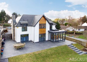 Thumbnail 5 bed detached house for sale in Broadhempston, Totnes