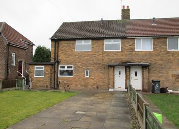 Thumbnail 3 bedroom semi-detached house to rent in Rivington Drive, Bickershaw, Leigh, Greater Manchester