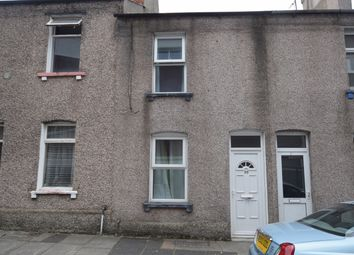 Thumbnail 2 bedroom terraced house to rent in Monk Street, Barrow-In-Furness, Cumbria