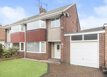 Thumbnail 3 bed semi-detached house for sale in St. Christophers Road, Sunderland