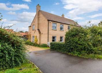 Stow Road, Spaldwick, Huntingdon, Cambridgeshire PE28. 4 bed detached house for sale