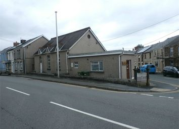 Thumbnail Commercial property for sale in Station Road/Harold Street, Ammanford