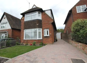 Thumbnail 3 bed detached house for sale in Anderson Avenue, Earley, Reading, Berkshire