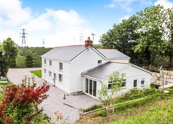 Thumbnail 4 bed detached house for sale in Cwmdulais Farm, Pontarddulais, Swansea