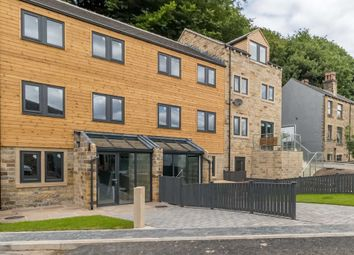 Thumbnail 4 bed terraced house for sale in Empire Works, Howgate Road, Slaithwaite, Huddersfield
