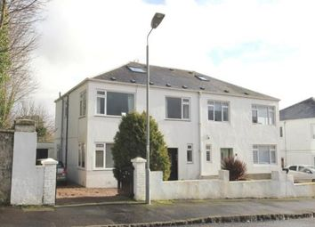 Thumbnail 3 bed flat for sale in May Street, Largs, North Ayrshire