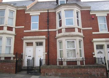 Thumbnail 2 bed flat to rent in Strathmore Crescent, Benwell