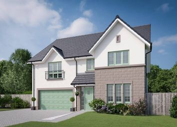 "Thumbnail 5 bed detached house for sale in ""The Lewis At The Oval"" at Milltimber"