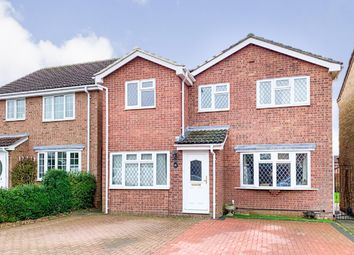 4 bed detached house for sale in Lionel Hurst Close, Great Cornard, Sudbury CO10
