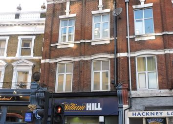 Thumbnail 3 bed flat to rent in Mare Street, Hackney, London